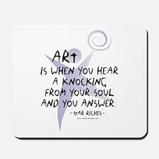 Art and Soul Mousepad