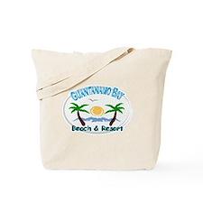 Guantanamo bay Tote Bag