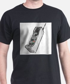 Worn 80's Cellphone T-Shirt