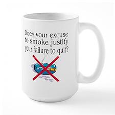 Excuse to Smoke Mug