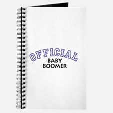 Official Baby Boomer Journal