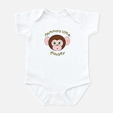 Mummy's Little Monkey Infant Bodysuit