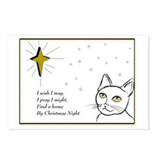 Home for Christmas Postcards (Package of 8)