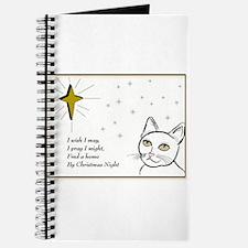 Home for Christmas Journal