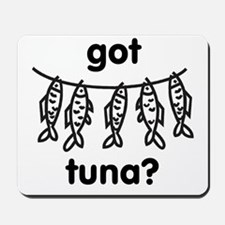 Tuna Mousepad
