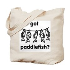 Paddlefish Tote Bag