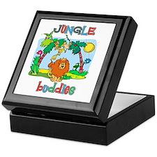 Jungle buddies Keepsake Box