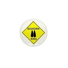 Bighorn Crossing Mini Button (100 pack)