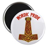 Nordic Pride Magnet