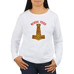 Nordic Pride Women's Long Sleeve T-Shirt