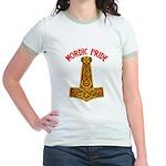 Nordic Pride Jr. Ringer T-Shirt