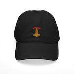 Nordic Pride Black Cap