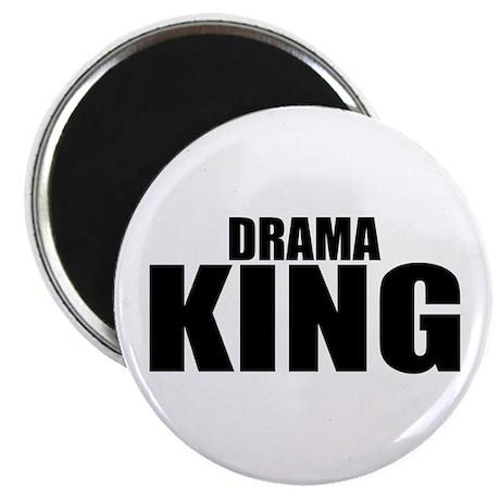 """ThMisc """"Drama King"""" Magnet"""