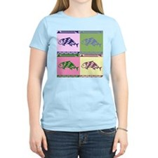 MIBRES FISH QUAD T-Shirt