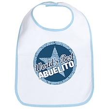 World's Best Abuelito Bib