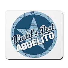 World's Best Abuelito Mousepad