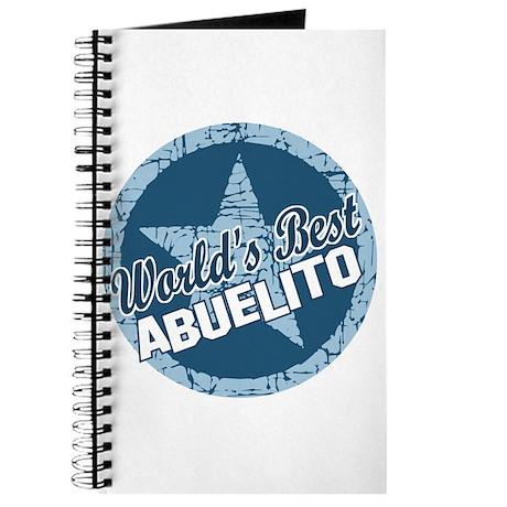 World's Best Abuelito Journal