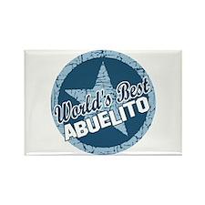 World's Best Abuelito Rectangle Magnet (10 pack)