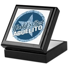 World's Best Abuelito Keepsake Box