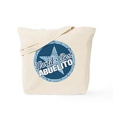 World's Best Abuelito Tote Bag
