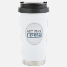 Belly Travel Mug