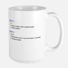 Worktionary definitions: Mug
