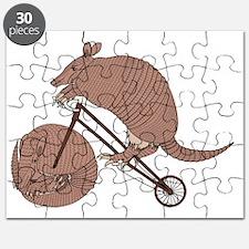 Unique Armadillos Puzzle