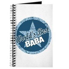 Worlds Best Baba Journal