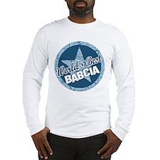 Worlds Best Babcia Long Sleeve T-Shirt