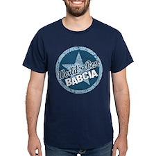 Worlds Best Babcia T-Shirt
