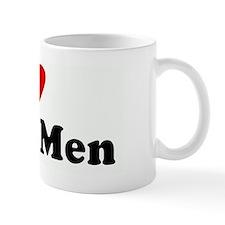 I Love Black Men Mug