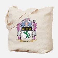 Wilson Coat of Arms - Family Crest Tote Bag