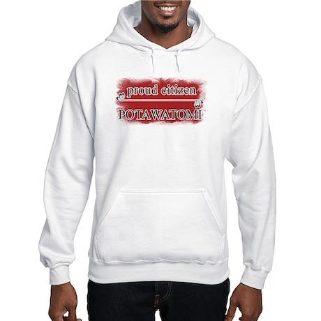 Citizen Potawatomi Hooded Sweatshirt