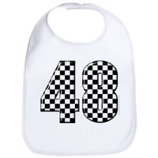 Racing Number 48 Bib