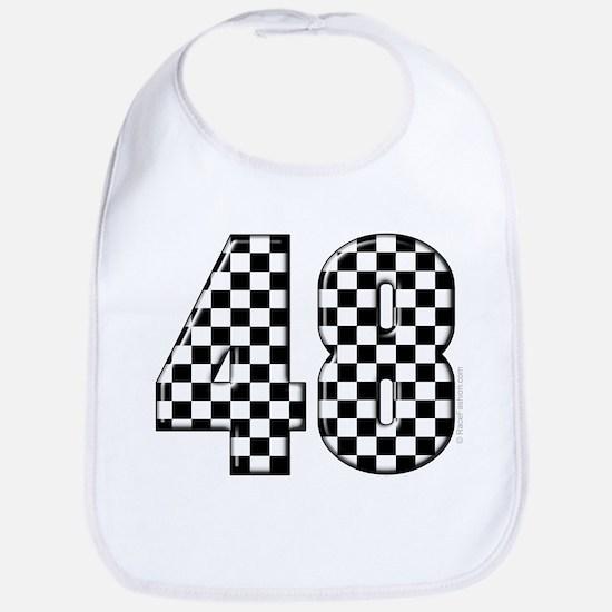 Racing Number 48 Bib