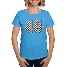 Racing Number 48 Tee