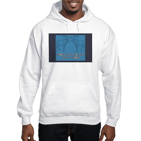 Mighty Moose Hooded Sweatshirt