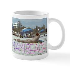 Miami Beach Mugs - Mug