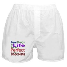 Cute Chocolate cake Boxer Shorts