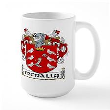 McNally Coat of Arms Mug