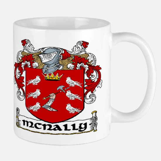McNally Coat of Arms Mug