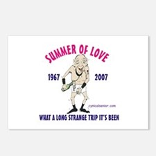 Summer of Love Postcards (Package of 8)