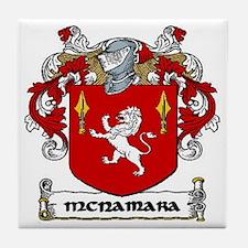 McNamara Coat of Arms Ceramic Tile