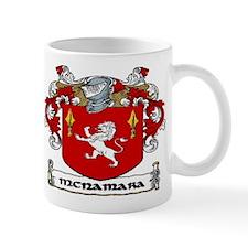 McNamara Coat of Arms Small Mug