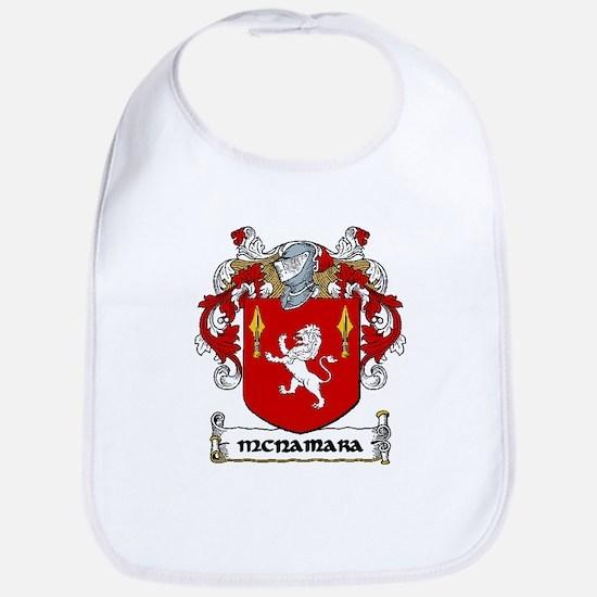 McNamara Coat of Arms Bib