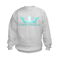 Camping Princess - 3 Sweatshirt