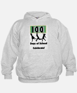 100th Day of School, Celebrate Hoodie