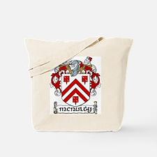McNulty Coat of Arms Tote Bag