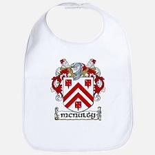 McNulty Coat of Arms Bib