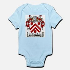 McNulty Coat of Arms Infant Creeper
